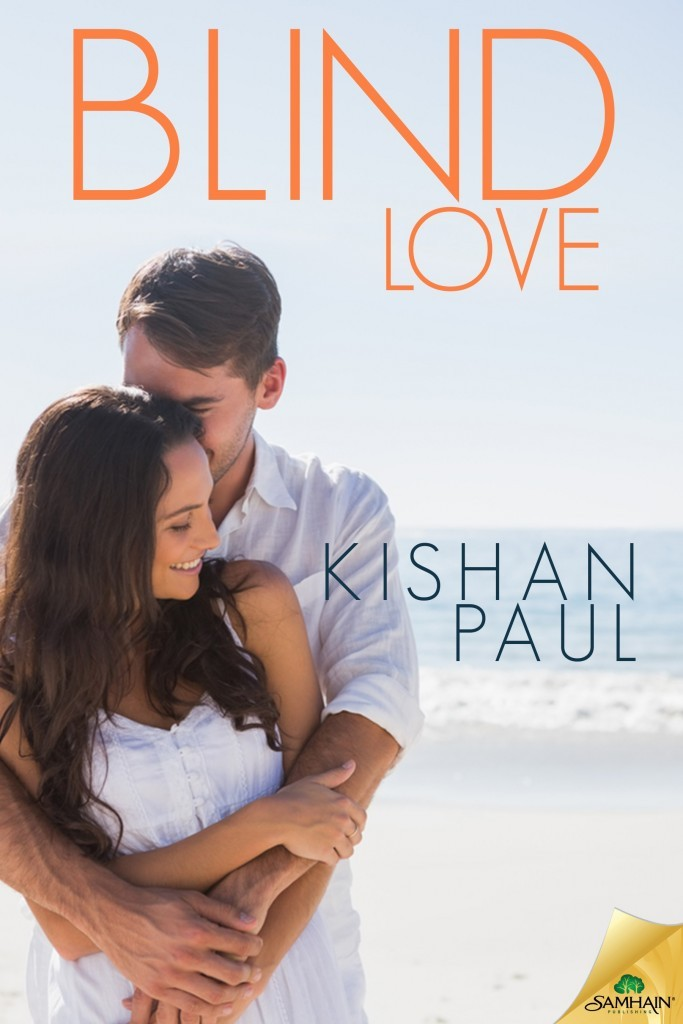 Cover Art for BLIND LOVE by Kishan Paul