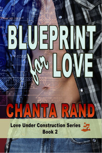 Cover Art for Blueprint for Love by Chanta Rand