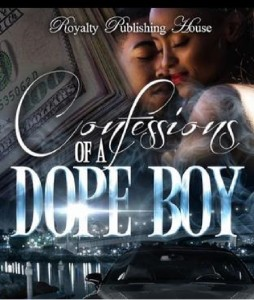Cover Art for Confessions of a Dope Boy by First Lady K
