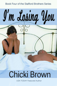 Cover Art for I'm Losing You by Chicki Brown