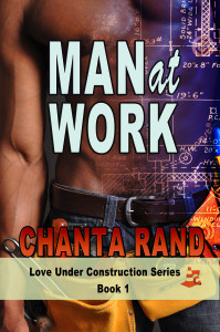 Cover Art for Man at Work by Chanta Rand