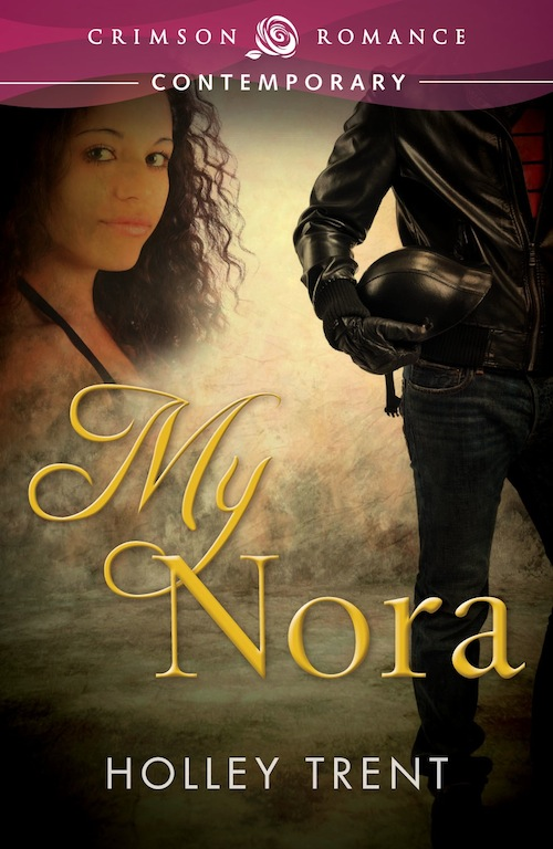 Cover Art for MY NORA by Holley Trent