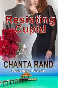 Cover Art for Resisting Cupid by Chanta Rand