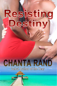 Cover Art for Resisting Destiny by Chanta Rand