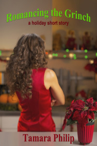 Cover Art for Romancing the Grinch by Tamara Philip