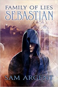 Cover Art for Family of Lies: Sebastian by Sam Argent