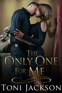 Cover Art for The Only One for Me by Toni Jackson