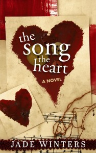 Cover Art for THE SONG, THE HEART by Jade Winters