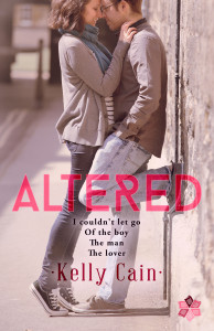 Cover Art for Altered by Kelly Cain
