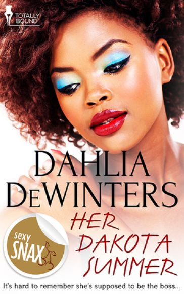 Cover Art for HER DAKOTA SUMMER by Dahlia DeWinters