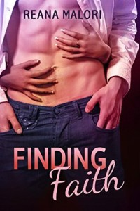 Cover Art for FINDING FAITH by Reana Malori