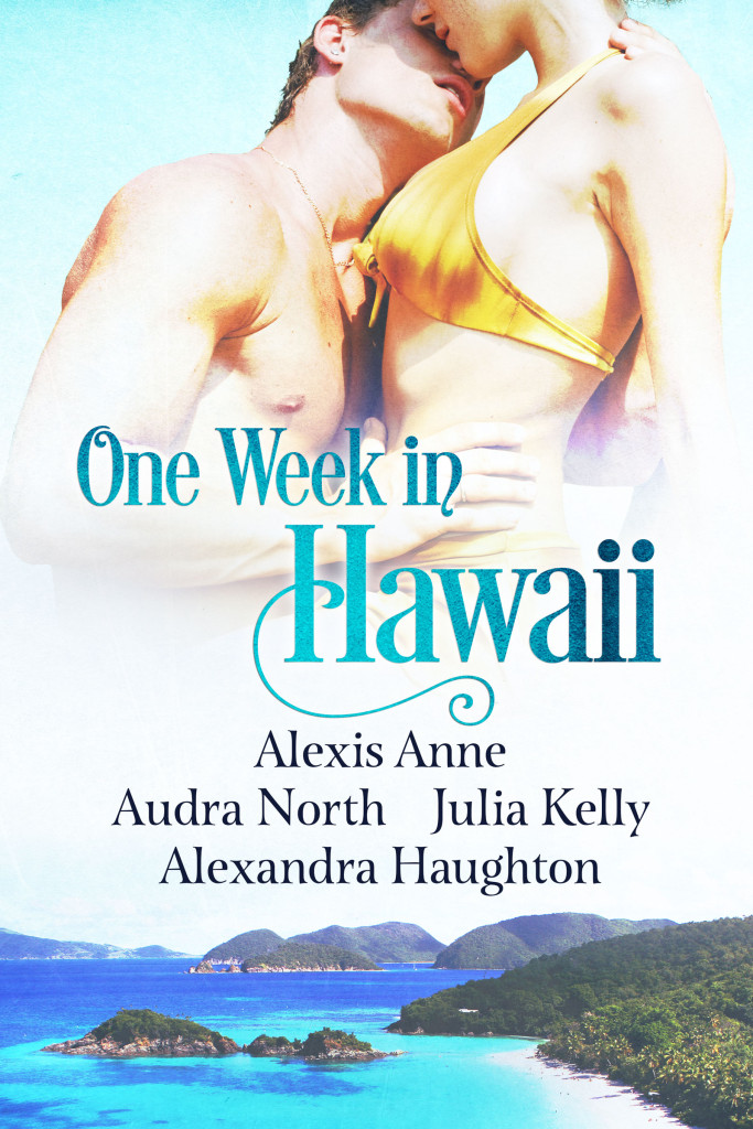 Cover Art for ONE WEEK IN HAWAII by Audra North