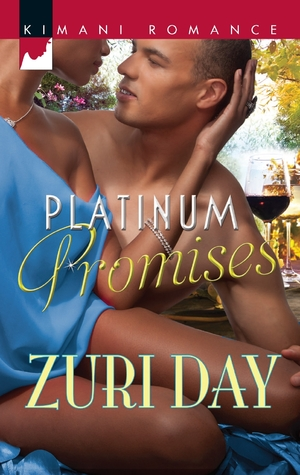 Cover Art for PLATINUM PROMISES by Zuri Day