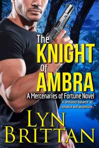 Cover Art for Knight of Ambra by Lyn Brittan