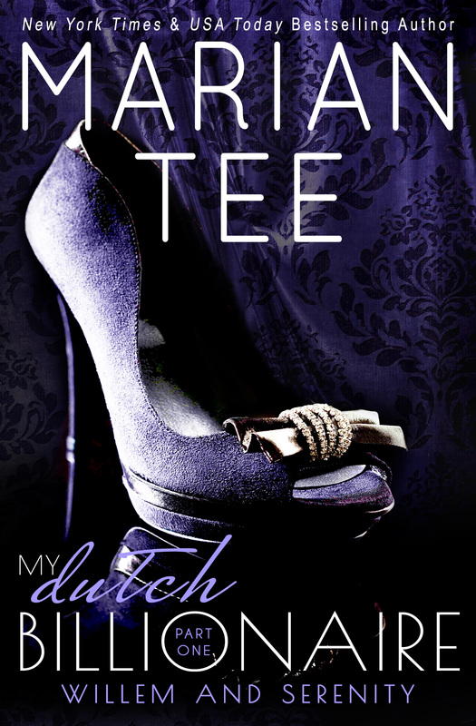 Cover Art for MY DUTCH BILLIONAIRE by Marian Tee