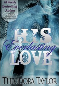 Cover Art for HIS EVERLASTING LOVE by Theodora Taylor