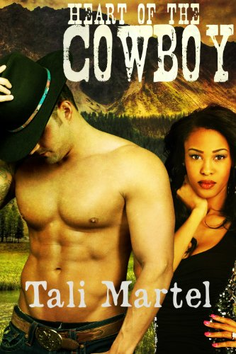 Cover Art for HEART OF A COWBOY by Tali Martel