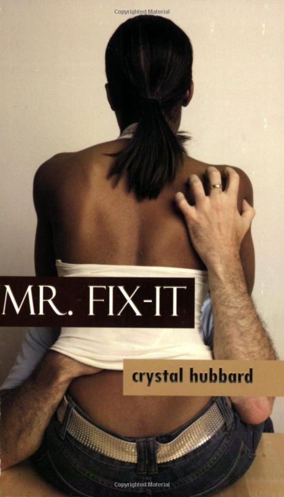 Cover Art for MR. FIX-IT by Crystal Hubbard