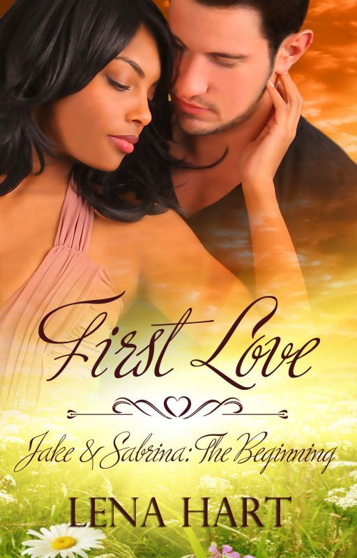 Cover Art for FIRST LOVE by Lena Hart
