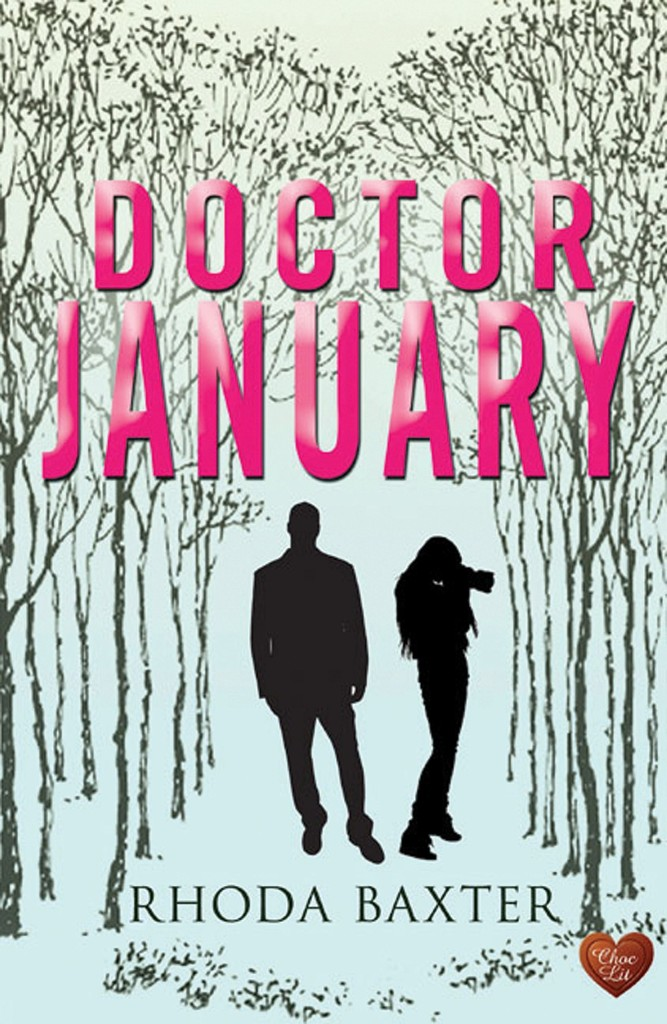 Cover Art for DOCTOR JANUARY by Rhonda Baxter