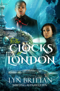 Cover Art for The Clocks of London by Lyn Brittan