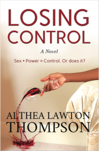 Cover Art for Losing Control by Althea Lawton Thompson