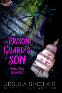 Cover Art for The Prison Guard's Son by Ursula Sinclair