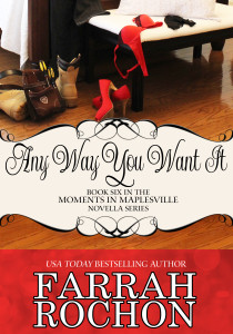 Cover Art for Any Way You Want It by Farrah Rochon