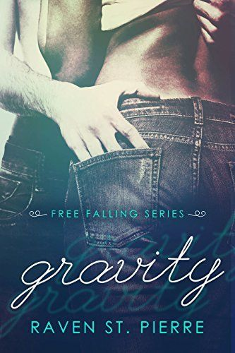 Cover Art for GRAVITY by Raven St. Pierre
