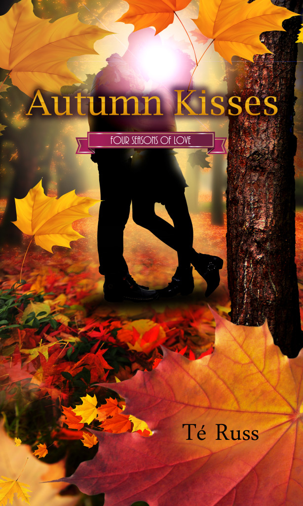 Cover Art for AUTUMN KISSES by Té Russ