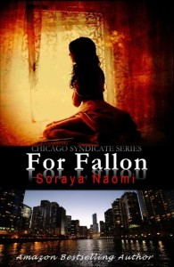 Cover Art for FOR FALLON by Soraya Naomi