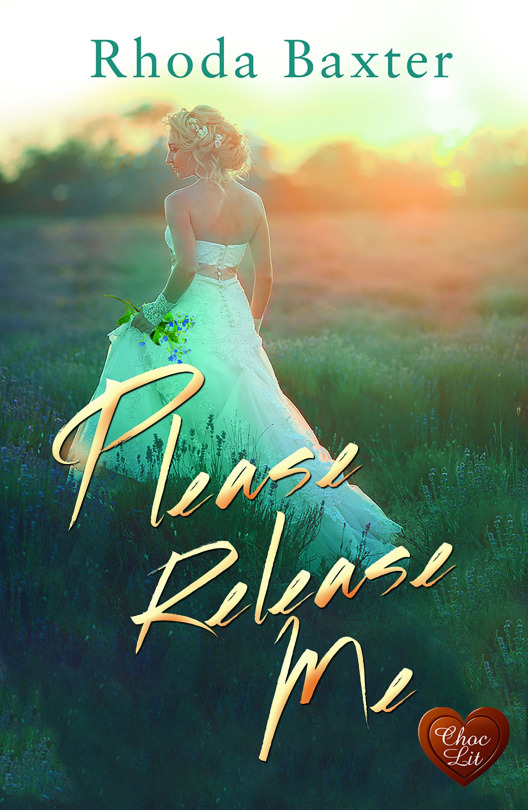 Cover Art for PLEASE RELEASE ME by Rhonda Baxter