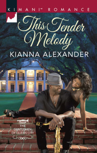 Cover Art for THIS TENDER MELODY by Kianna Alexander