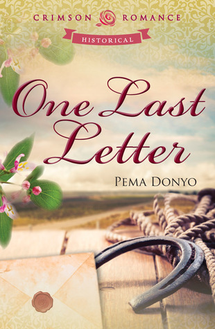 Cover Art for ONE LAST LETTER by Pemo Donyo