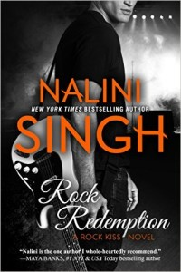 Cover Art for ROCK REDEMPTION by Nalini Singh