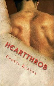 Cover Art for HEARTTHROB by Cheryl Barton