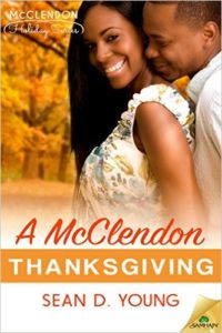 Cover Art for A MCCLENDON THANKSGIVING by Sean D. Young