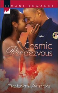 Cover Art for COSMIC RENDEZVOUS by Robyn Amos