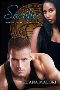 Cover Art for SACRIFICE by Reana Malori
