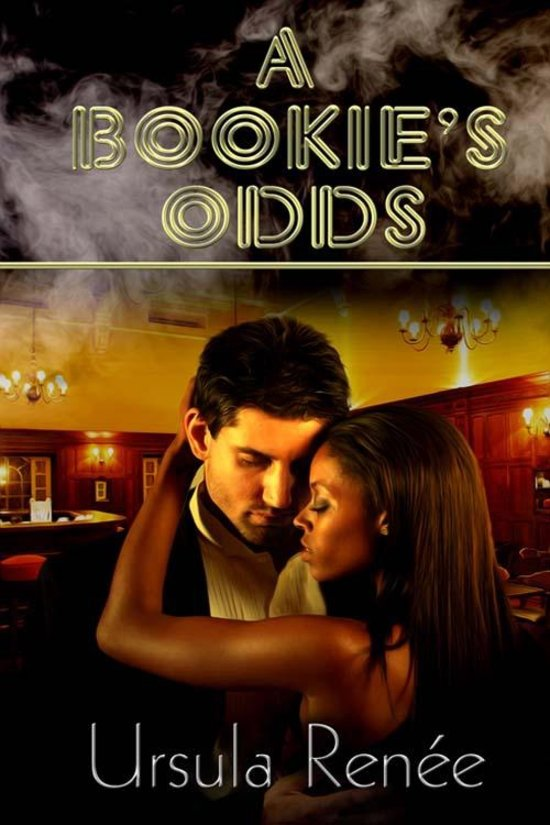 Cover Art for A BOOKIE'S ODDS by Ursula Renee