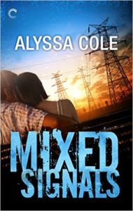 Cover Art for MIXED SIGNALS by Alyssa Cole