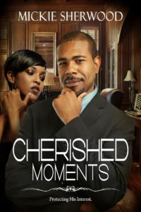 Cover Art for Cherished Moments by Mickie Sherwood