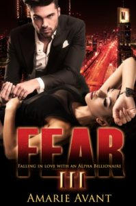 Cover Art for FEAR III by Amarie Avant