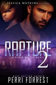 Cover Art for RAPTURE 2 by Perri Forrest