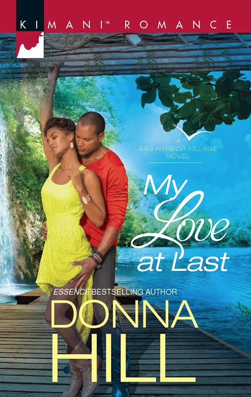Cover Art for MY LOVE AT LAST by Donna Hill