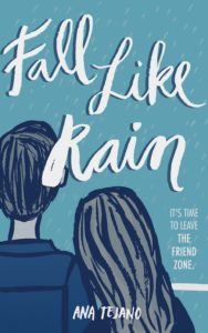 Cover Art for FALL LIKE RAIN by Ana Tejano