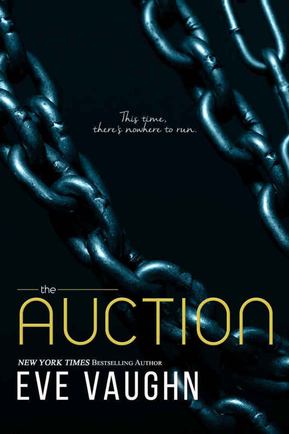 Cover Art for THE AUCTION by Eve Vaughn