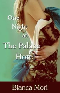 Cover Art for One Night At The Palace Hotel by Bianca Mori