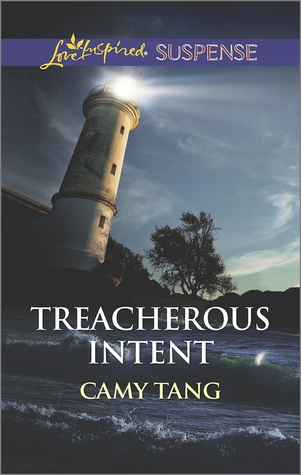 Cover Art for TREACHEROUS INTENT by Camy Tang