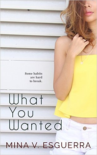 Cover Art for WHAT YOU WANTED by Mina V.  Esguerra